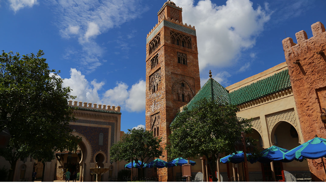 EPCOT's Morocco Pavilion - Featured Image
