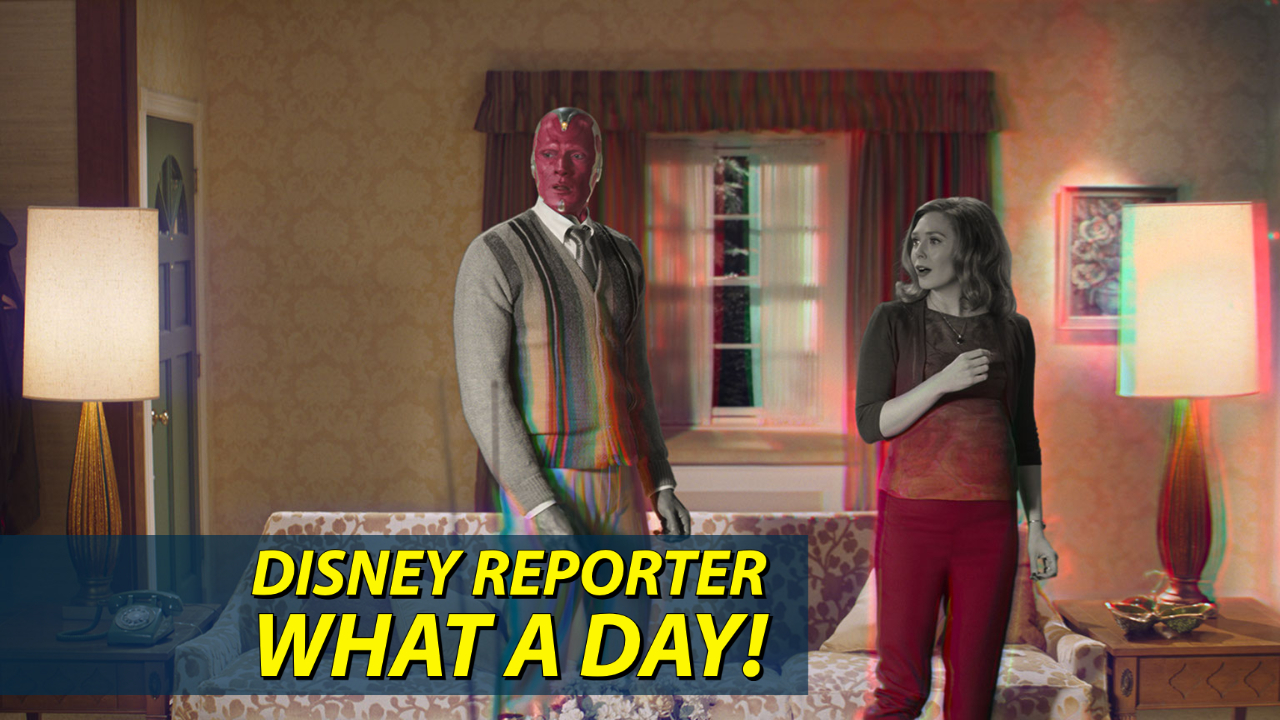 What a Day! – DISNEY Reporter