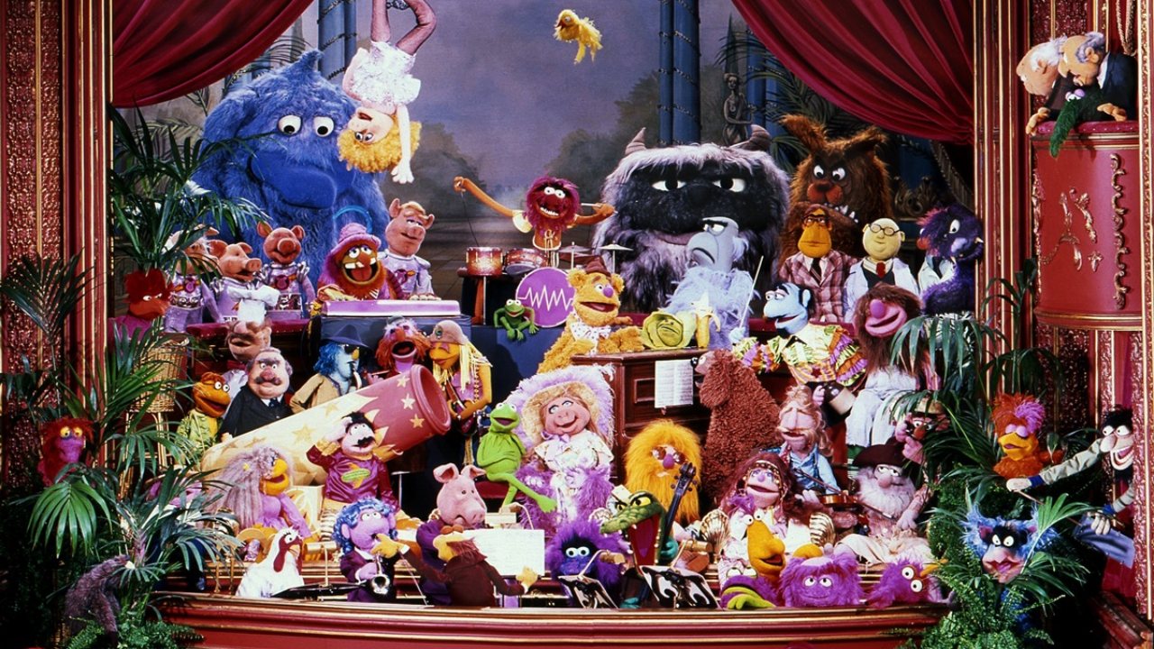 The Muppet Show, All of It, is Coming to Disney+!