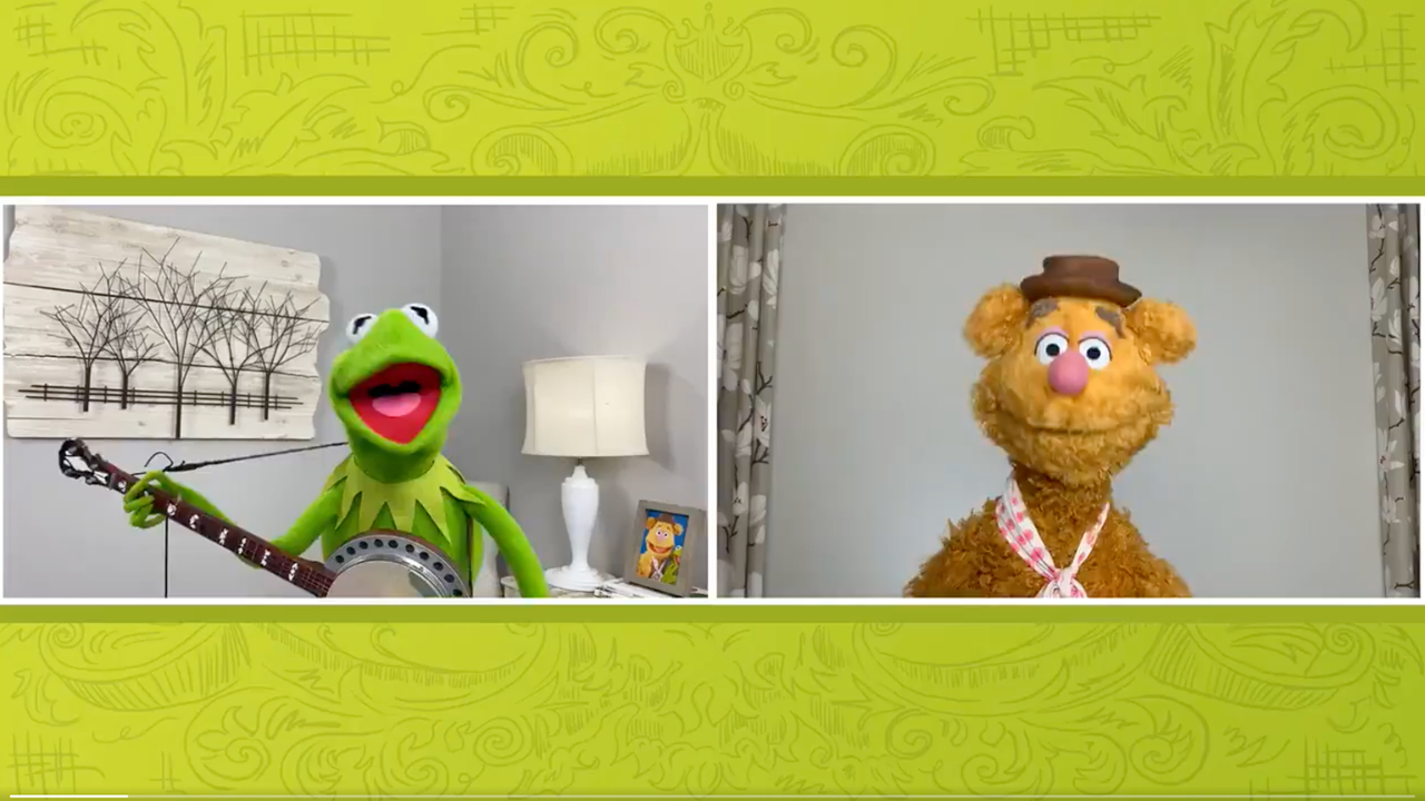 The Muppets are Movin Right Along as They Ring in the New Year