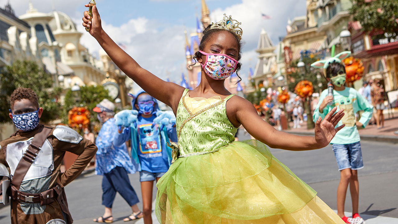 Expect COVID Precautions to Continue Through the Rest of the Year at Disney Parks