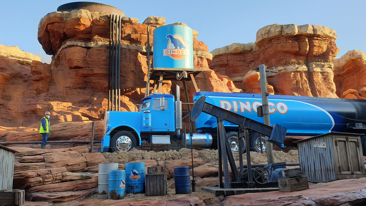 Disneyland Paris Provides New Updates and New Name for Cars Attraction!