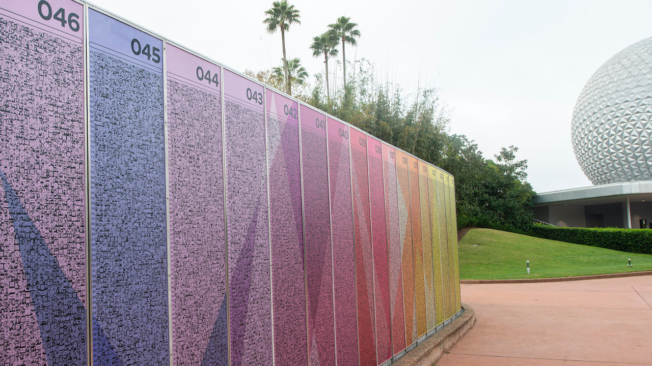 Leave a Legacy Returning to EPCOT