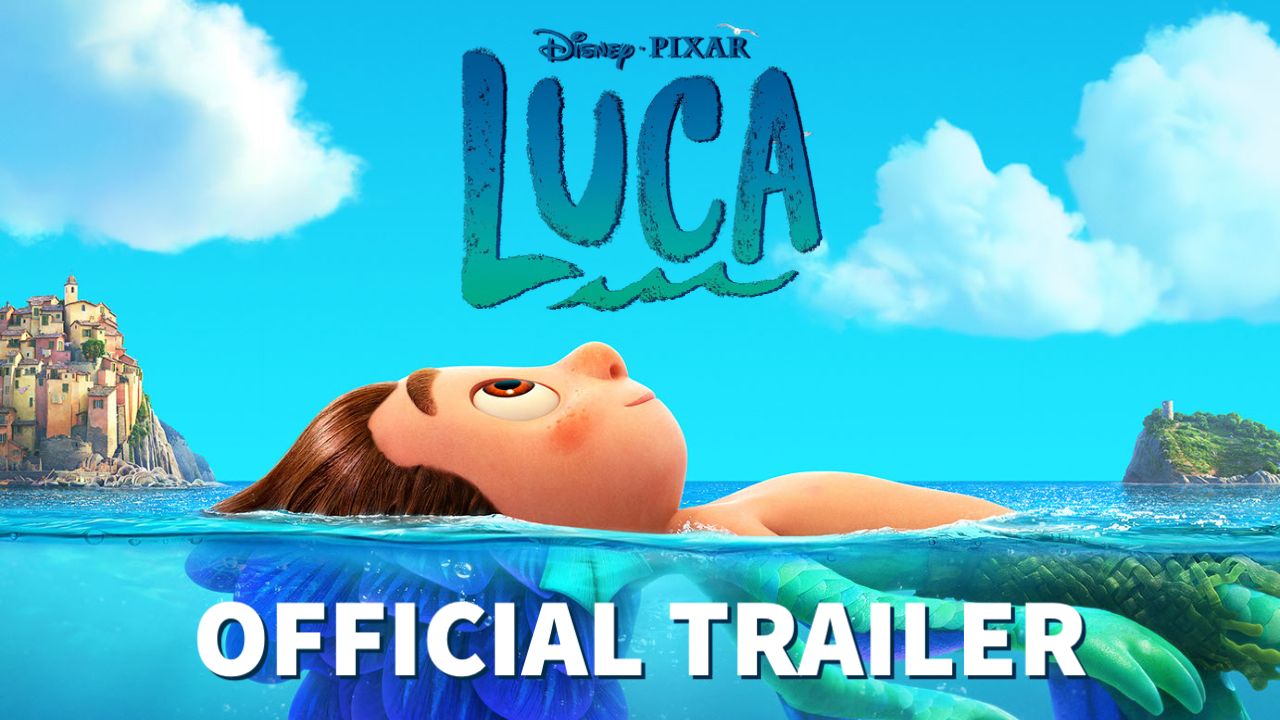 Luca Official Trailer - Featured Image