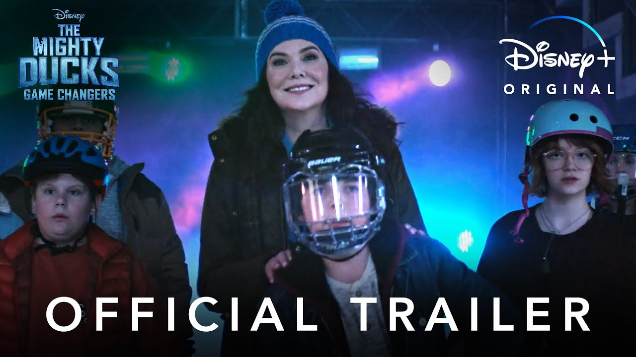 Trailer Released For The Mighty Ducks: Game Changers