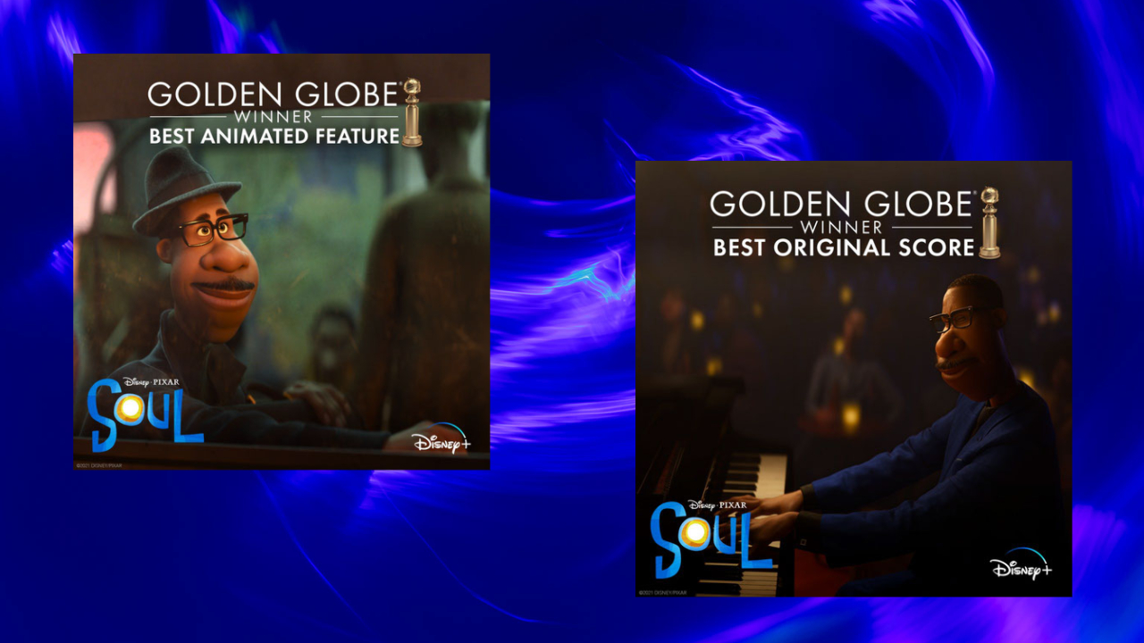 Disney and Pixar's Soul Wins Two Golden Globes