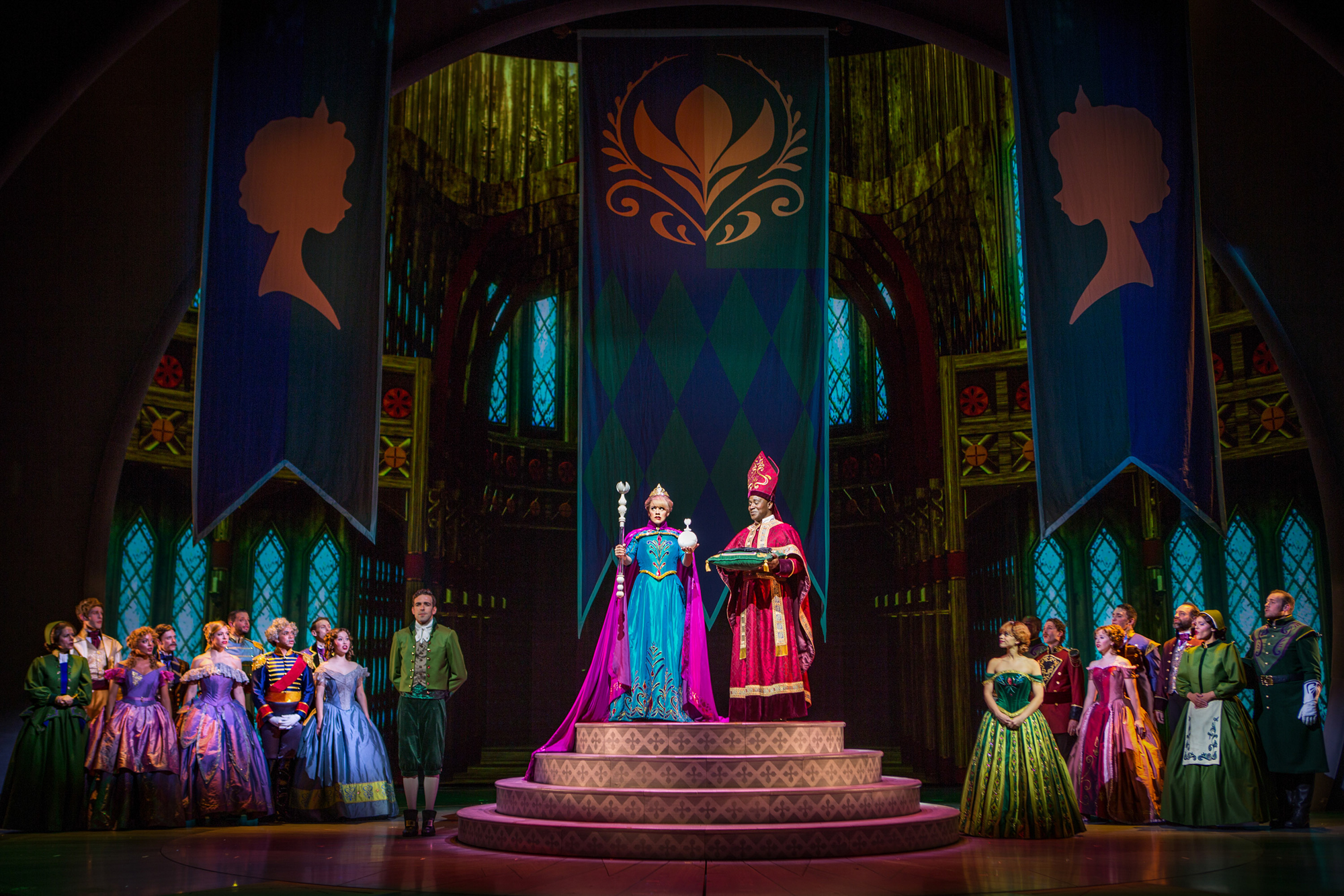 Love is an Open Door for 'Frozen – Live at the Hyperion' – Review by Mr. DAPs
